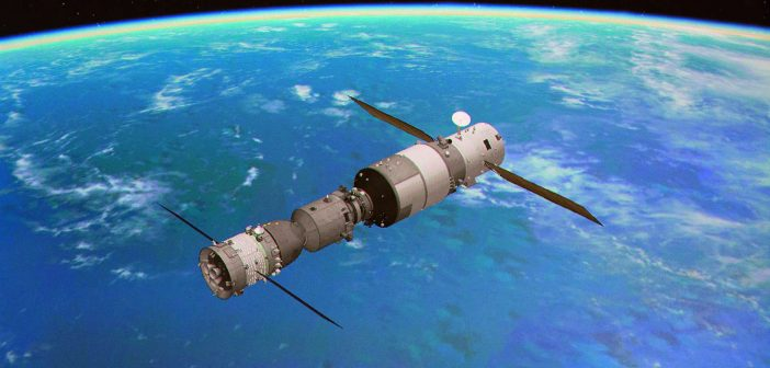 神舟十一号飞船发射升空与天宫二号自动交会对接成功