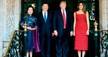 封面:中美元首会晤