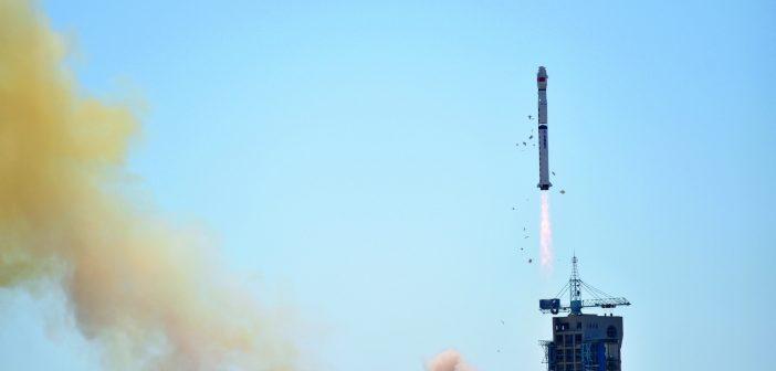 中国成功发射首颗X射线空间天文卫星
