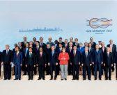 习近平出席G20汉堡峰会