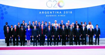 封二:习近平访问四国并出席G20领导人第十三次峰会