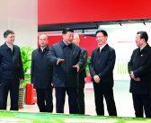 封面:习近平在京津冀三省市考察并主持召开京津冀协同发展座谈会
