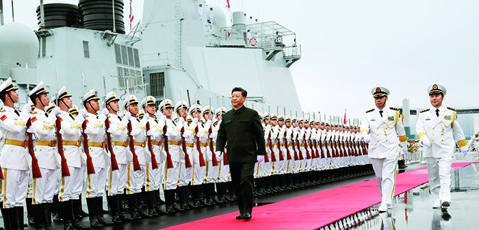 封三:习近平出席庆祝人民海军成立70周年海上阅兵活动|习近平出席2019年北京世园会开幕式