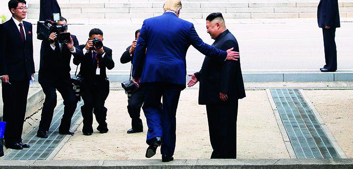 封三:朝美领导人在板门店会面| 欧盟下届领导人人选出炉