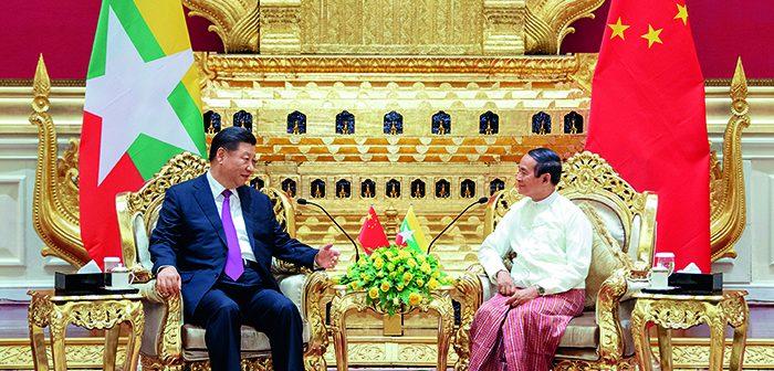封三:习近平对缅甸进行国事访问 | 习近平春节前夕赴云南看望慰问各族干部群众