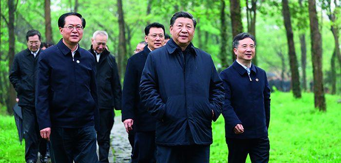 封三:习近平在浙江考察|李克强出席东盟与中日韩抗击新冠肺炎疫情领导人特别会议