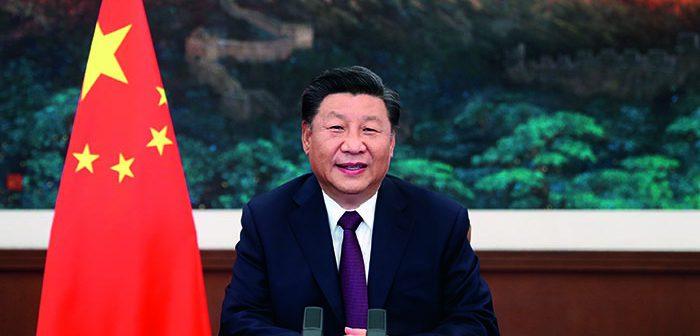 封二:习近平在2020年中国国际服务贸易交易会全球服务贸易峰会上致辞|习近平等党和国家领导人向抗战烈士敬献花篮