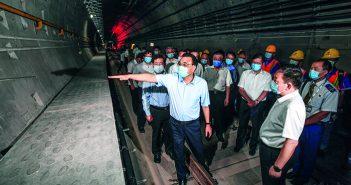 封二:李克强在河南考察并主持召开灾后恢复重建专题会议 | 神舟十二号航天员乘组计划九月中旬返回